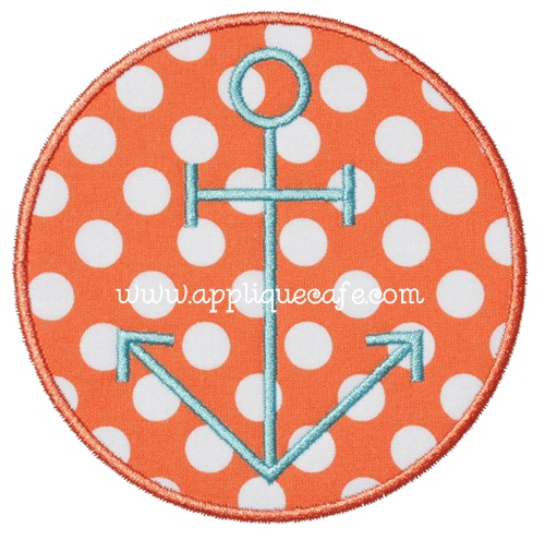 anchor patch 5x7 500