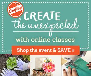 craftsy sale banner